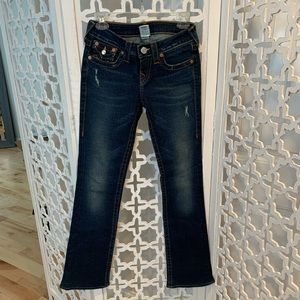 True Religion Flare jeans-size 26